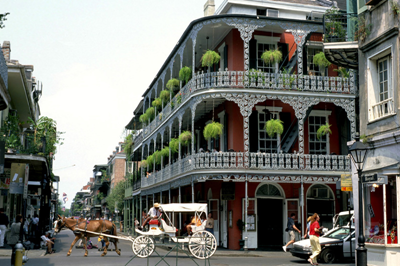 Small French Quarter